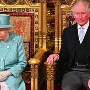 Le prince Charles et la reine
