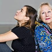 Blanche Gardin et Agnès B. :