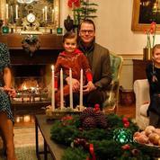 La vidéo de Noël hors du temps de la famille royale de Suède