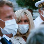 Testée négative, Brigitte Macron reste à l'isolement