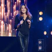 La fille de Carla Bruni, Giulia Sarkozy, est l'invitée surprise du nouveau clip de la chanteuse