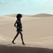 Sous le vent du désert, l'été éblouissant de Saint Laurent