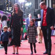 Kate Middleton et le prince William dévoilent (enfin) officiellement leur carte de Noël 2020