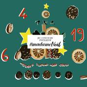 Noël avant l'heure avec le calendrier de l'Avent #MadameNoël