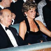 Valéry Giscard d'Estaing et Lady Diana, histoire d'une liaison ou fiction ?
