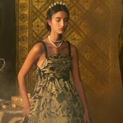 Défilé Christian Dior Printemps-été 2021 Couture