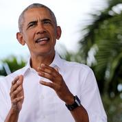 L'escapade musclée de Barack Obama, en paddle au large deHawaï