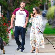 Ben Affleck, après l'ardente romance, la séparation d'avec Ana de Armas