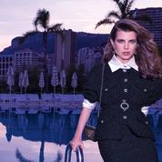 Charlotte Casiraghi, princesse au clair de lune dans une vidéo Chanel