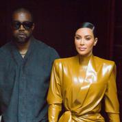 Après le Noël à l'isolement, le divorce entre Kim Kardashian et Kanye West est