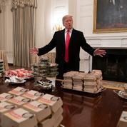 Comment la présidence de Donald Trump a affecté le système alimentaire américain