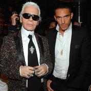 Rivalités, intimité : ce que l'on apprend sur Karl Lagerfeld dans le livre de Sébastien Jondeau