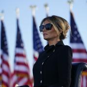 Melania Trump quitte la Maison-Blanche façon