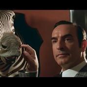 En vidéo, Jean Dujardin reprend du service dans