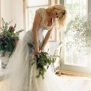 Pamela Anderson : la mariée était en bottes de pluie et corset façon