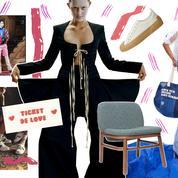 Les nouvelles baskets Dior, des chaises en tweed... L'Impératif Madame
