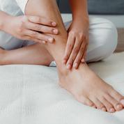 Huit zones du pied à masser pour s'endormir plus rapidement le soir