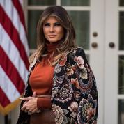 Les premières confidences d'Hervé Pierre, le styliste français de Melania Trump,