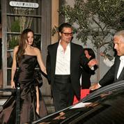Brad Pitt et Angelina Jolie, ou