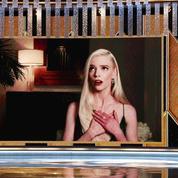 Les stars sur leur 31 dans leur salon pour recevoir les Golden Globes 2021