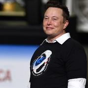 Tel geek tel fils : le bébé d'Elon Musk joue déjà du synthétiseur