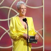 Aux Golden Globes, la robe