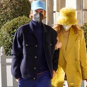 Justin Bieber et Hailey Baldwin, les photos de leur virée romantique ce week-end à Paris