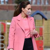 Le rose bonbon, la nouvelle obsession de Kate Middleton depuis l'interview choc