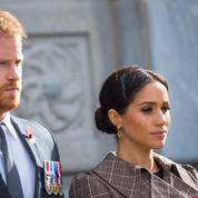 La moitié des Britanniques pensent que Meghan et Harry doivent être privés de leurs titres