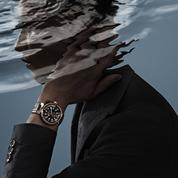 Louis Vuitton décline sa célèbre Tambour version montre de plongée