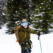 La quête exploratrice de Maude Besse, skieuse freeride