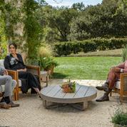 Oprah Winfrey partage un extrait inédit de l'interview de Meghan et du prince Harry