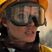 En vidéo, Angelina Jolie piégée dans un feu de forêt dans son prochain film