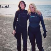 Charlotte Gainsbourg, Rebel Wilson et l'intrigante photo en combinaison de surf