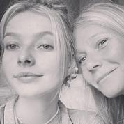 Gwyneth Paltrow et sa fille Apple Martin, quasi-jumelles sur Instagram