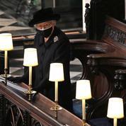 Cette photo qu'Elizabeth II a gardée près d'elle lors des funérailles du prince Philip