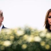 Melania Trump sous le feu des critiques après son hommage au prince Philip