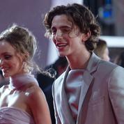 Lily-Rose Depp et Timothée Chalamet laissent planer le doute sur leur histoire d'amour
