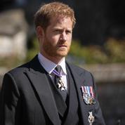 Le prince Harry a reçu un accueil glacial de la famille royale aux funérailles du prince Philip