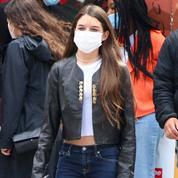 Suri Cruise, 15 ans, une ado (pas trop) rebelle à New York