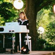 En vidéo, Angèle chante