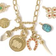 Dix bijoux talisman à s'offrir au Bon Marché