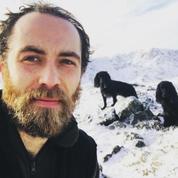 James Middleton publie des photos du jour où il a