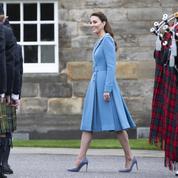 Les 9 tenues irréprochables de Kate Middleton en Écosse