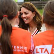 Ce collier de Kate Middleton affichant les initiales de ses trois enfants