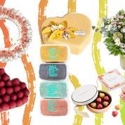 Notre sélection de cadeaux très gourmands pour la Fête des mères