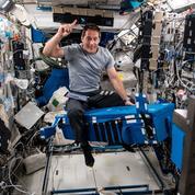 Bœuf bourguignon, cabillaud aux piquillos... Les menus spéciaux que savoure Thomas Pesquet à bord de l'ISS