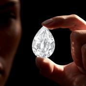 Ce diamant extrêmement rare peut s'acheter en cryptomonnaie