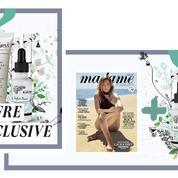 Prenez soin de vous : deux produits naturels avec votre magazine Madame Figaro en kiosque