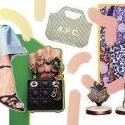 Dior lance ses micro-sacs, des chaussures faites pour danser... L'Impératif Madame